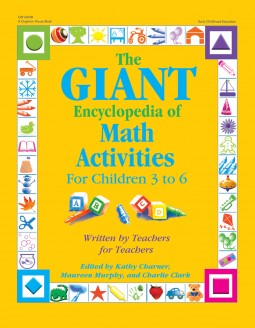 GIANT Encyclopedia of Math Activities | Gryphon House